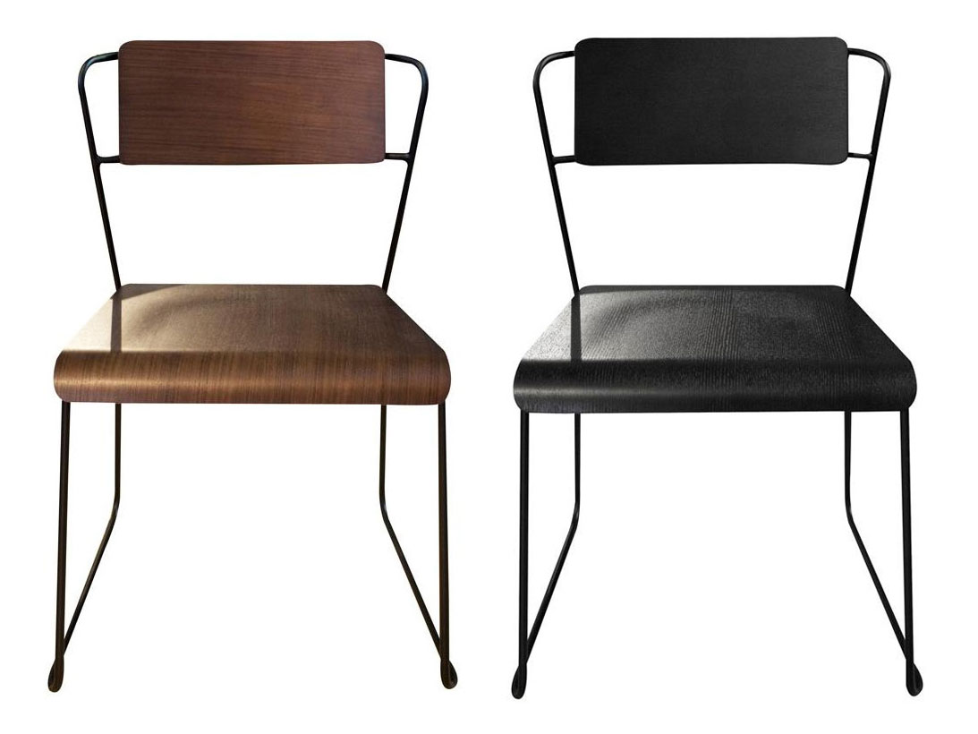 Image of: Stackable Dining Chairs Ideas
