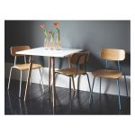 Stackable Dining Chairs Photo