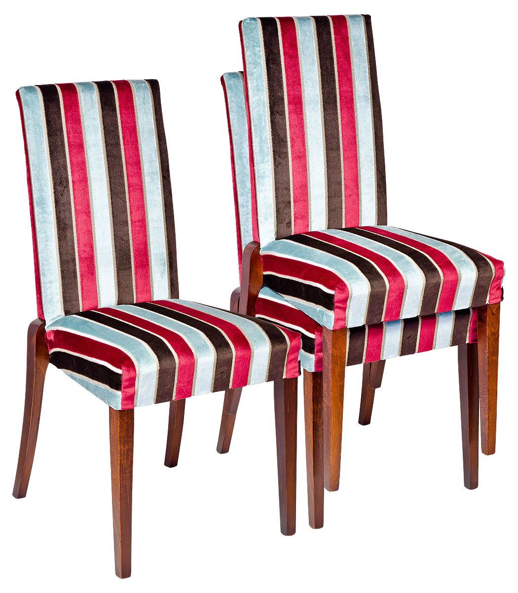 Image of: Stackable Dining Chairs Picture