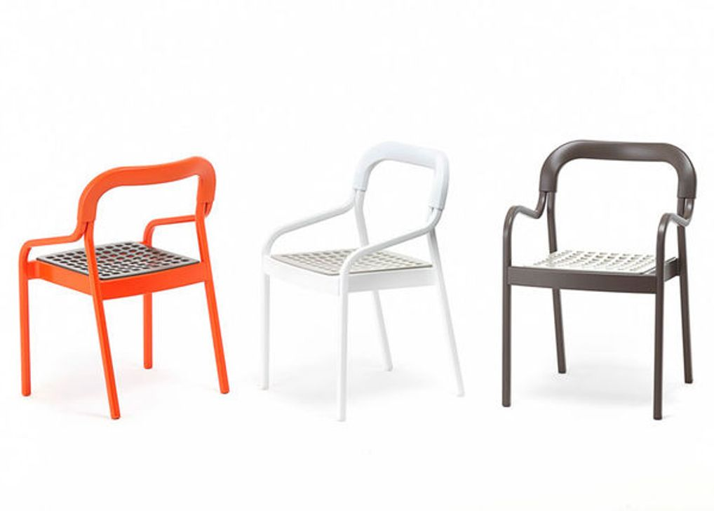 Image of: Stackable Patio Chairs Clearance