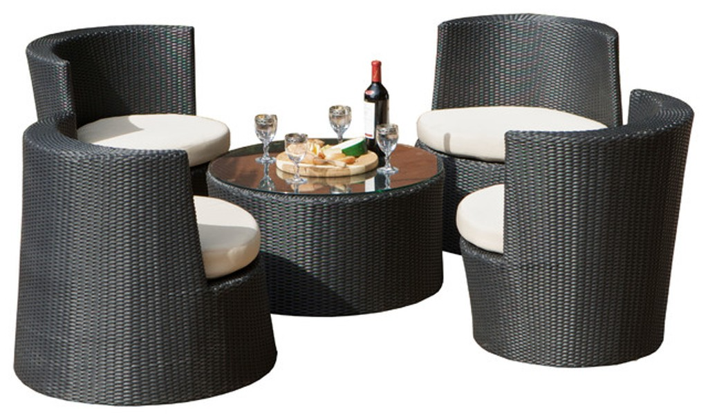 Image of: Stackable Patio Chairs Ideas
