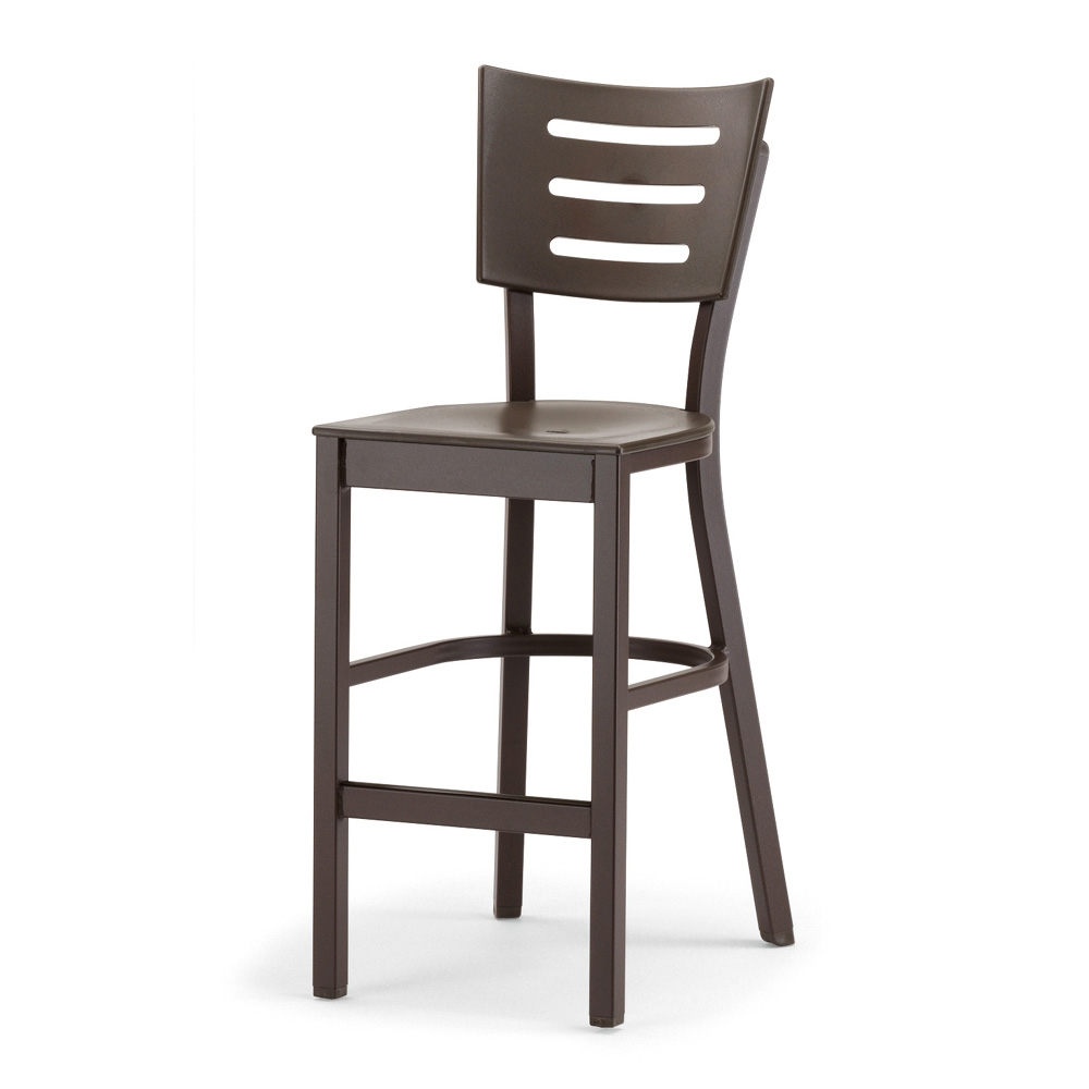 Image of: Stacking Patio Chairs Height