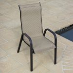Stacking Patio Chairs High Back