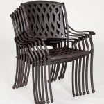 Stacking Patio Chairs Material