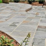 Stamped Concrete Patio Home