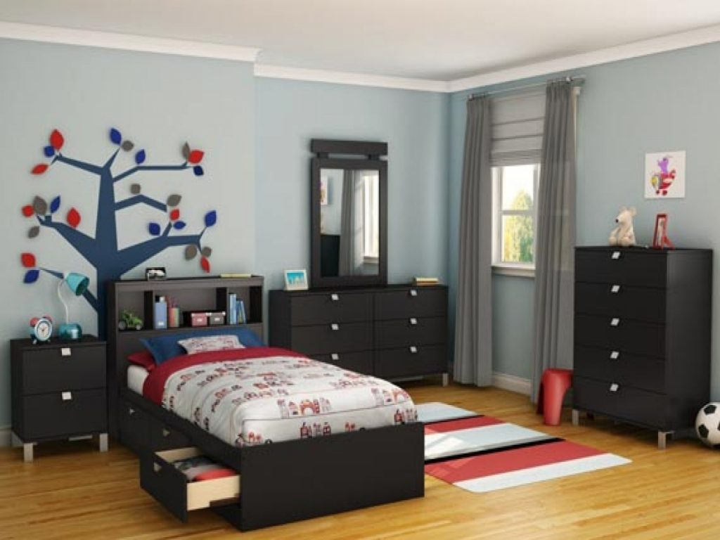 Image of: Style Boys Bedroom Sets