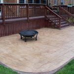 Style of Stamped Concrete Patio