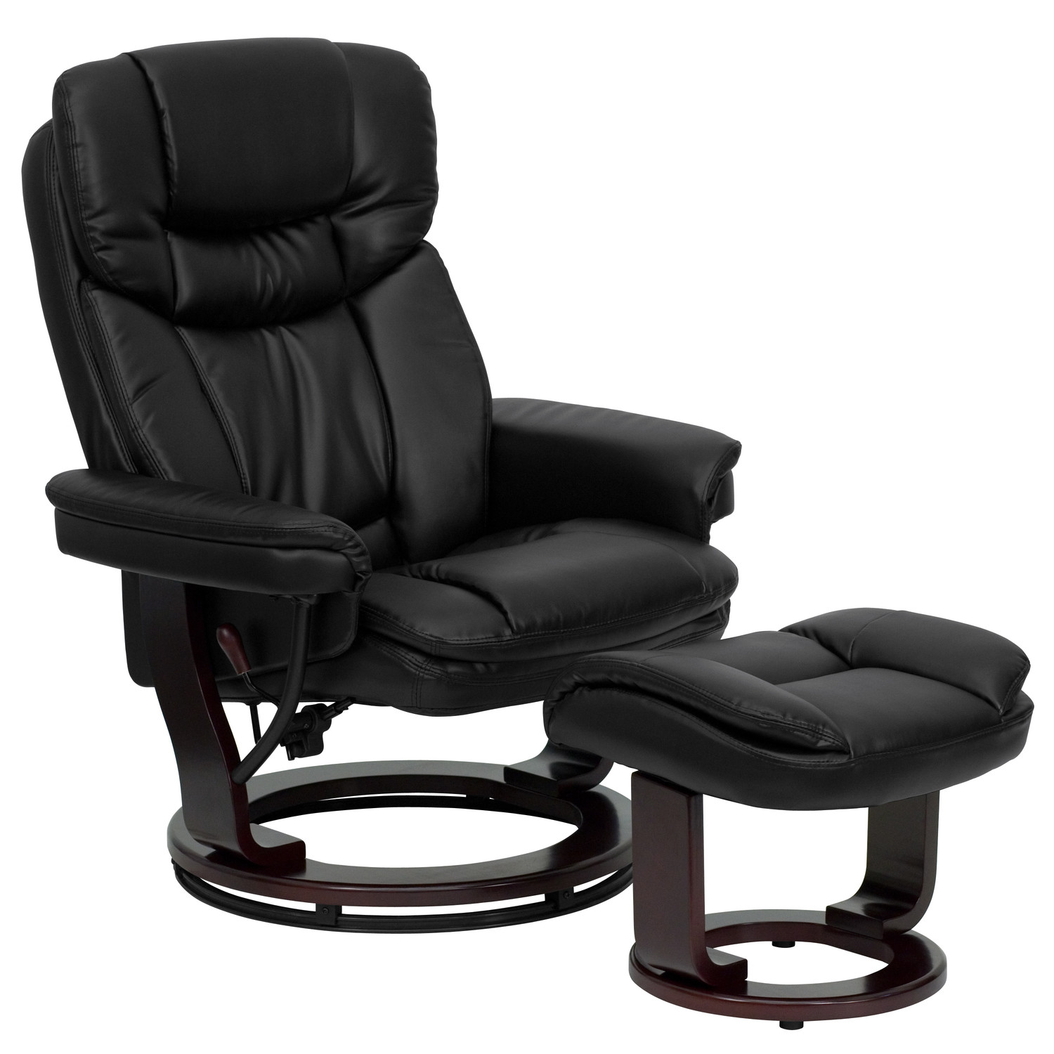 Image of: Stylish Leather Recliner Chair