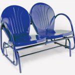 Stylish Patio Glider Chair