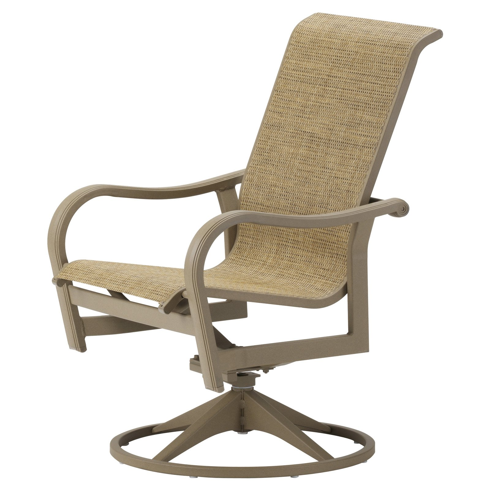Image of: Stylish Patio Sling Chairs