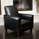 Stylish Reclining Club Chair