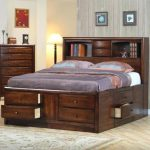 Super King Bed With Storage Drawers