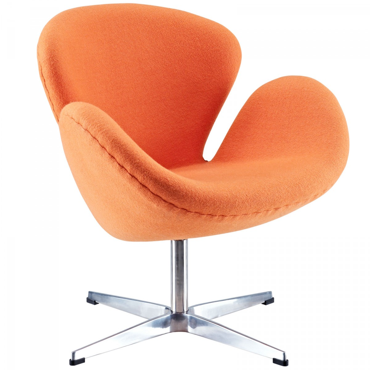 Image of: Swivel Lounge Chair Style