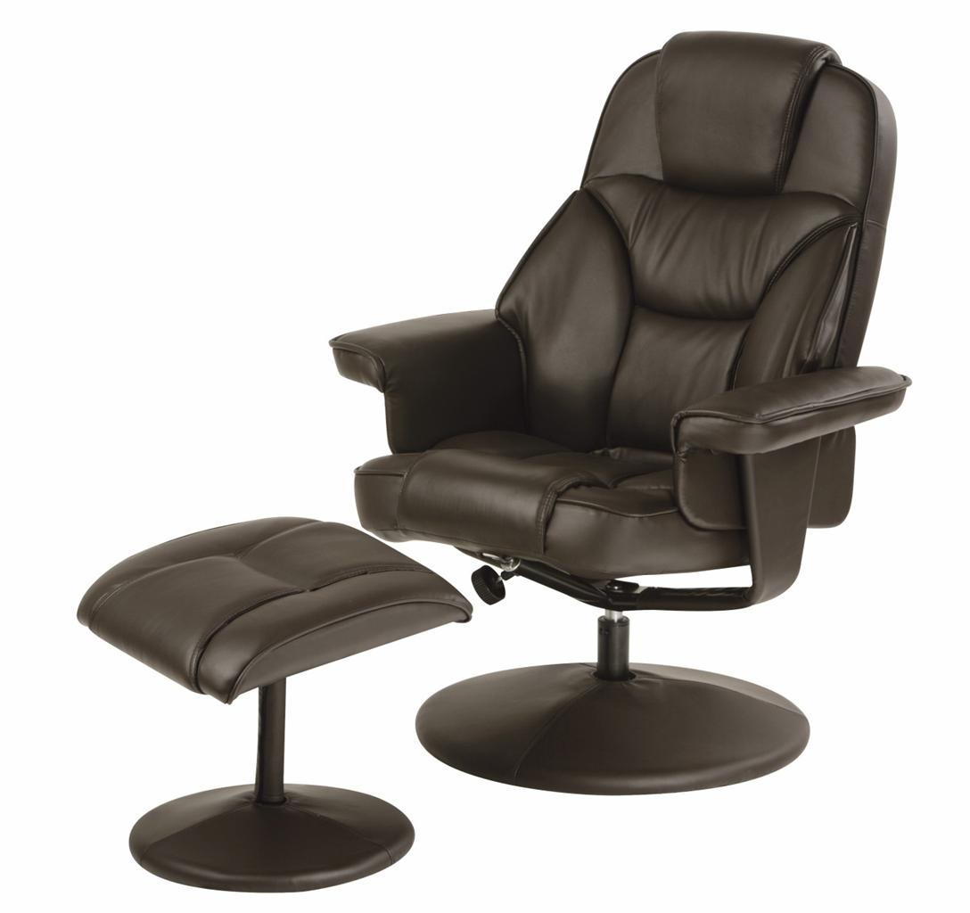 Image of: Swivel Recliner Chairs Image
