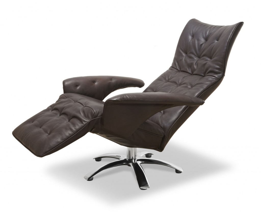 Image of: Swivel Recliner Chairs Model