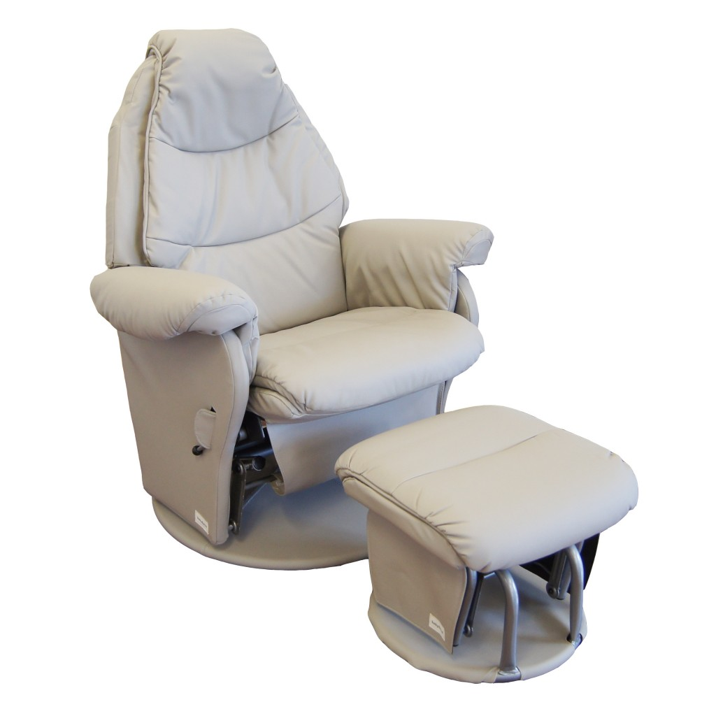 Image of: Swivel Rocking Chair Style