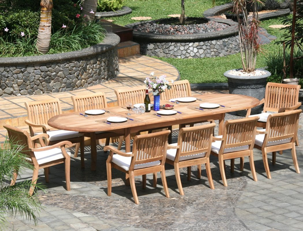 Teak Patio Furniture Style