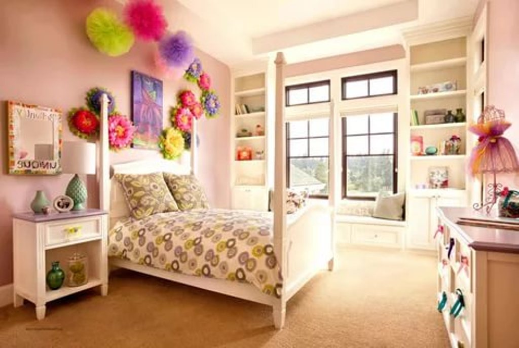 The Teen Girl Bedrooms