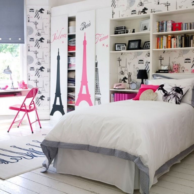 Image of: Teenage Girl Bedroom Ideas For Cheap
