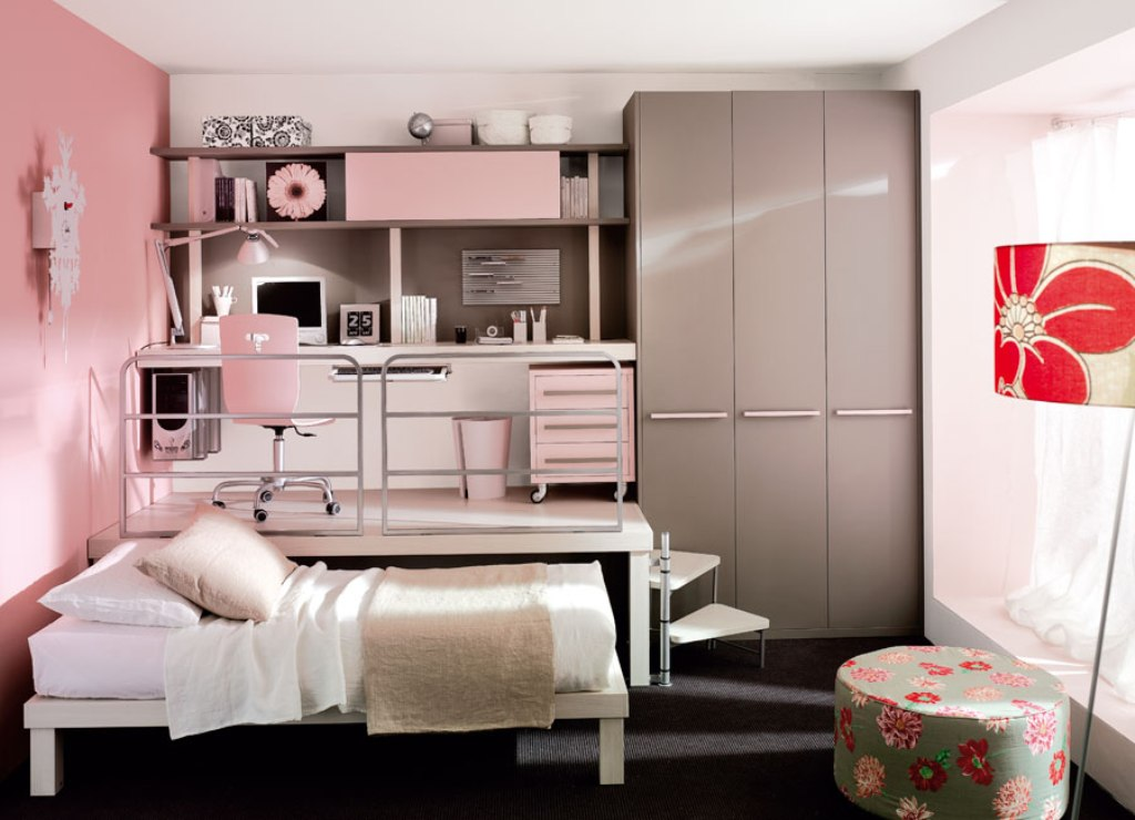 Image of: Teenage Girl Room Ideas Blues
