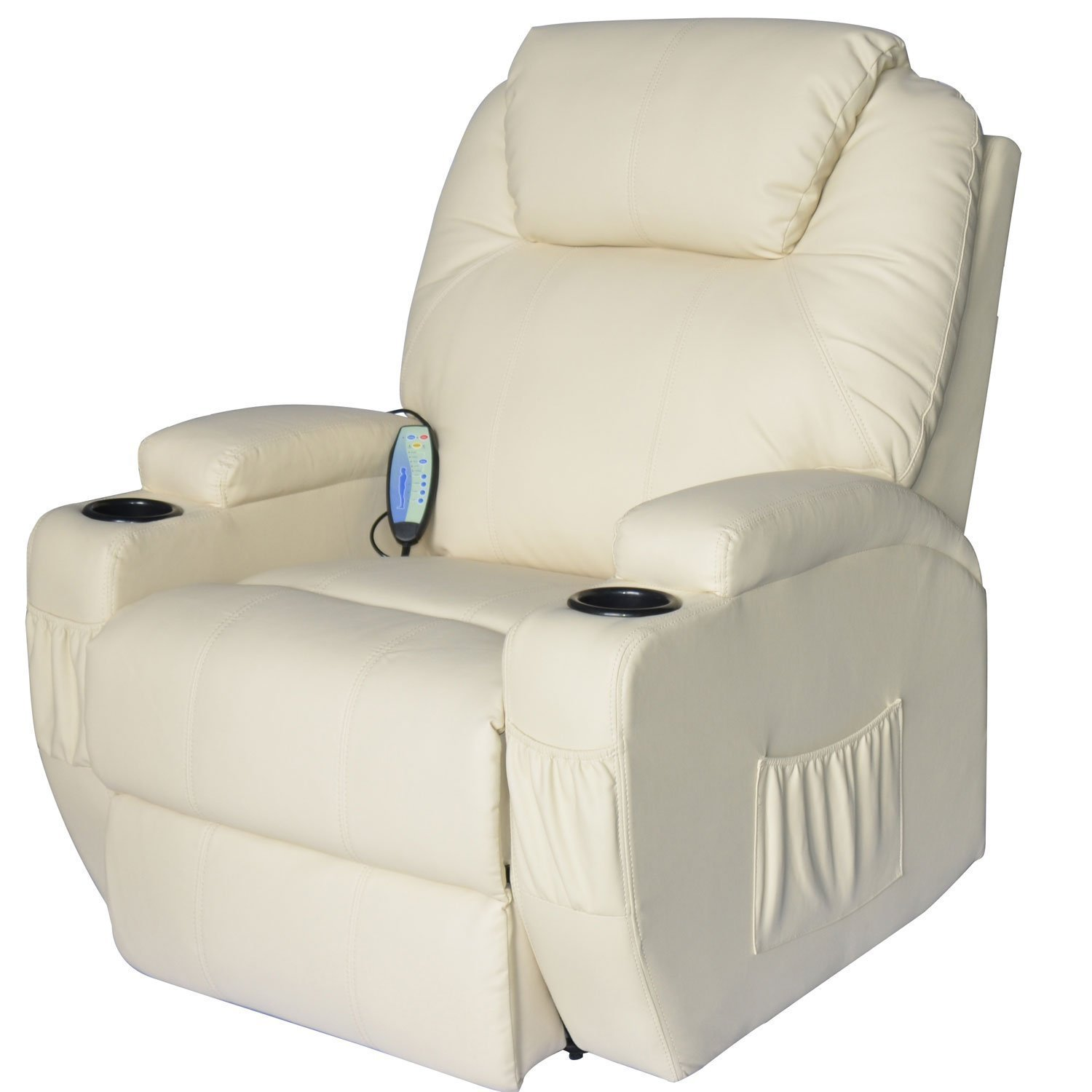 Image of: The Recliner Massage Chair