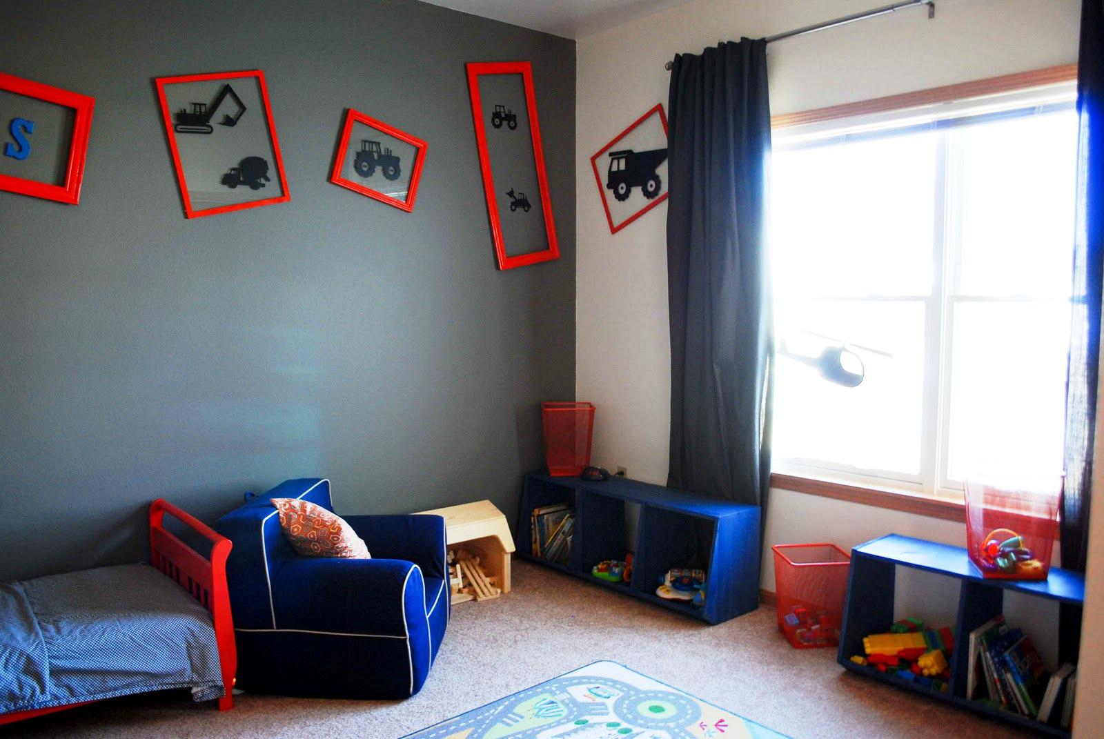 Image of: Toddler Boy Room Ideas Green
