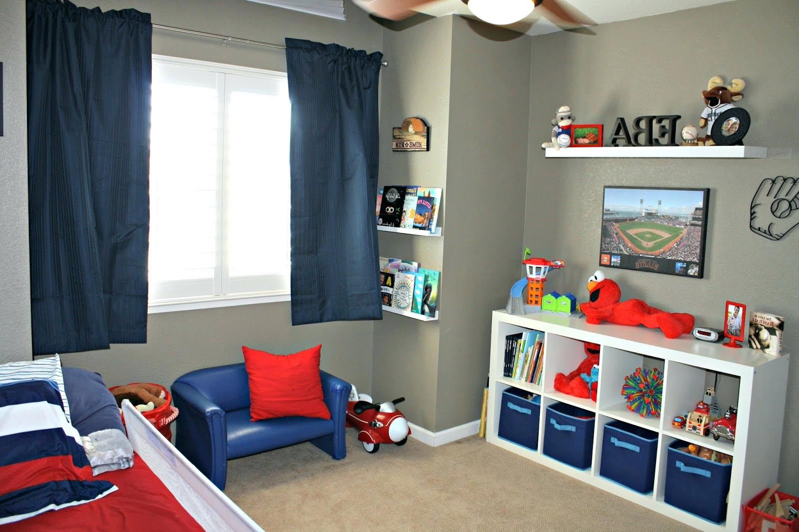 Toddler Boy Room Ideas Pictures
