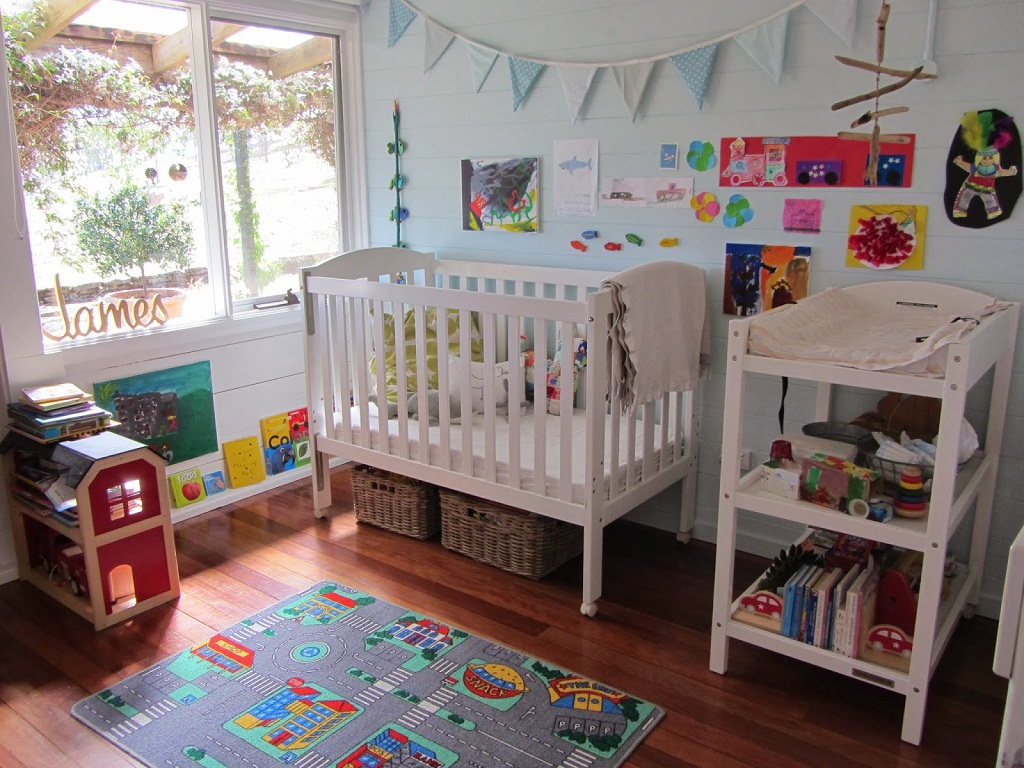 Image of: Toddler Boys Bedroom Color Ideas