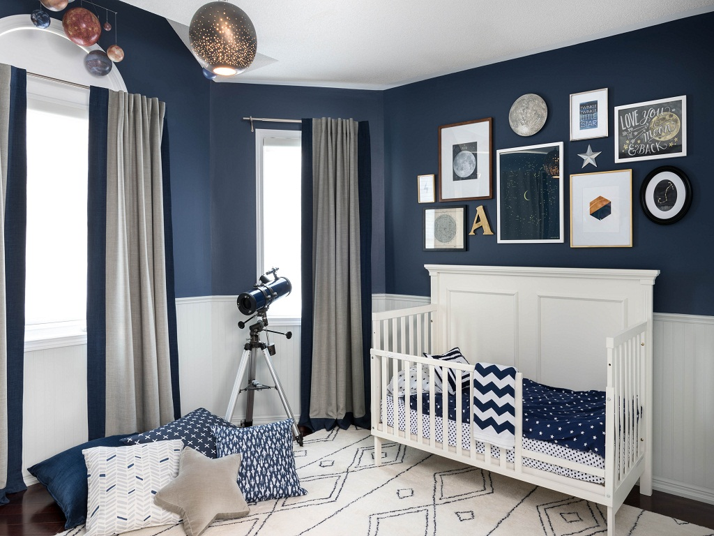 Image of: Toddler Boys Bedroom Decorating Ideas