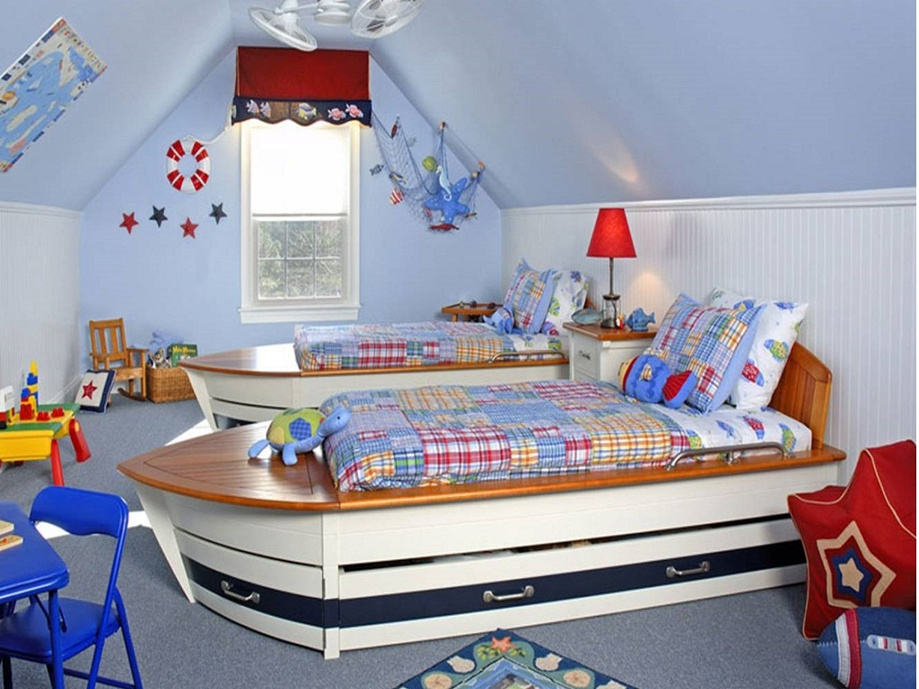 Image of: Toddler Boys Bedroom Ideas DIY