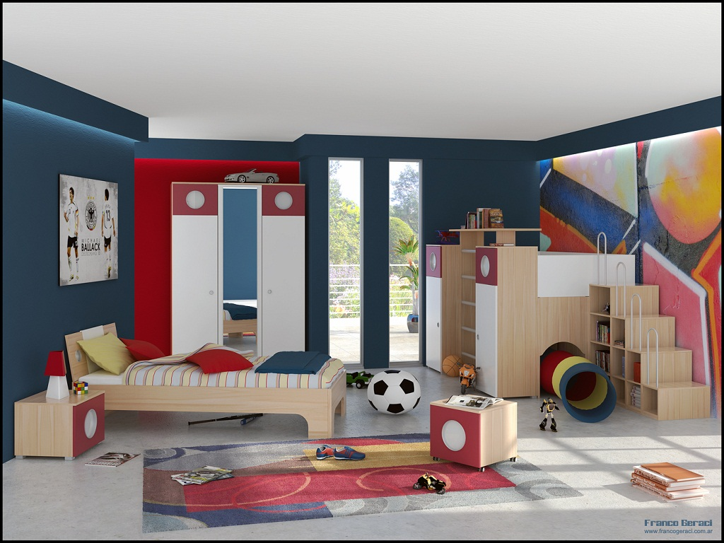 Image of: Toddler Boys Bedroom Ideas On a Budget