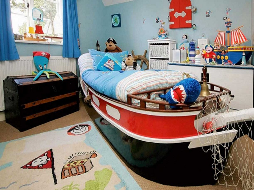 Image of: Toddler Boys Bedroom Ideas Sheap