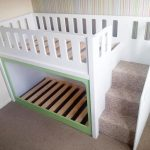 Toddler Bunk Bed With Stairs