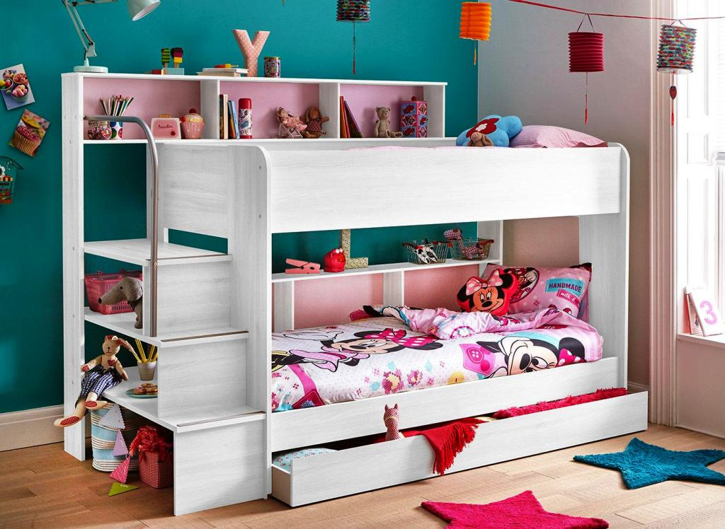 Image of: Toddler Bunk Bed