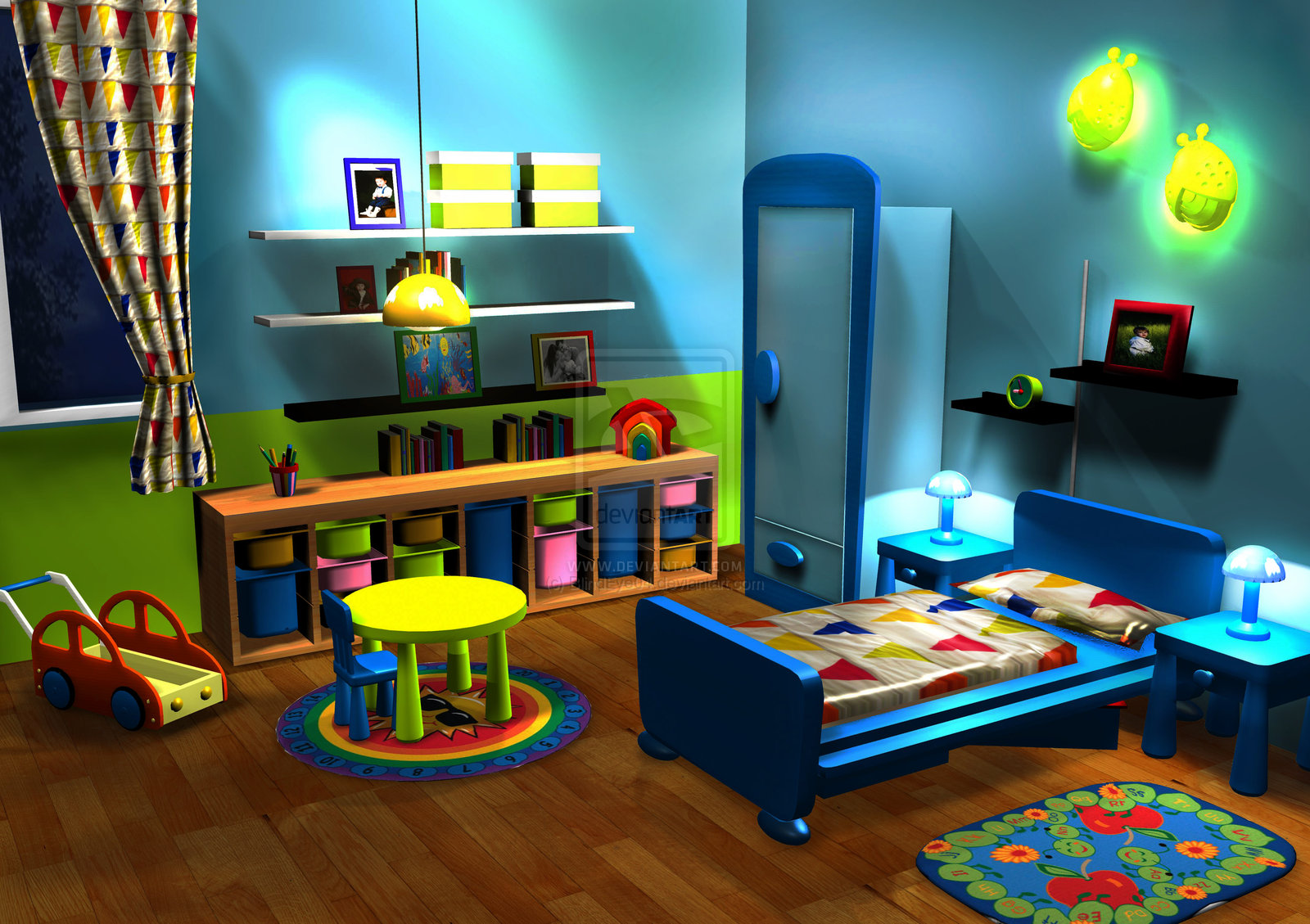 Image of: Toddler Room Ideas For Daycare