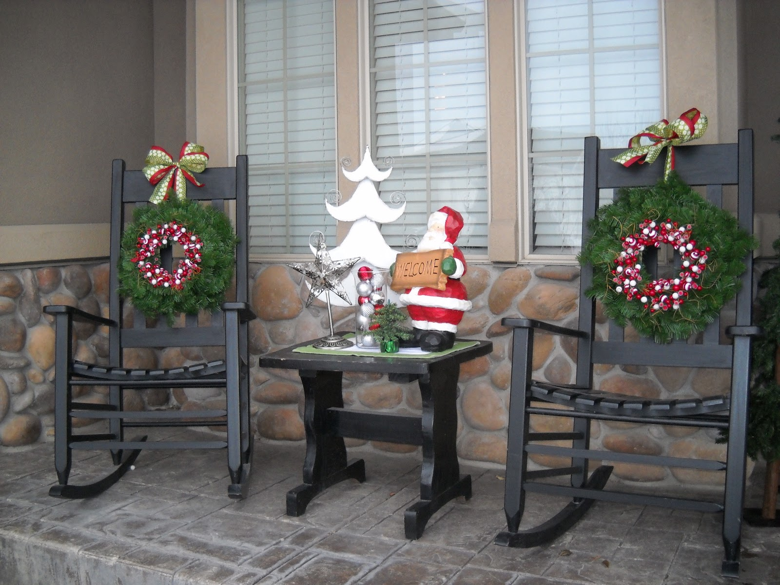 Image of: Top Front Porch Rocking Chairs
