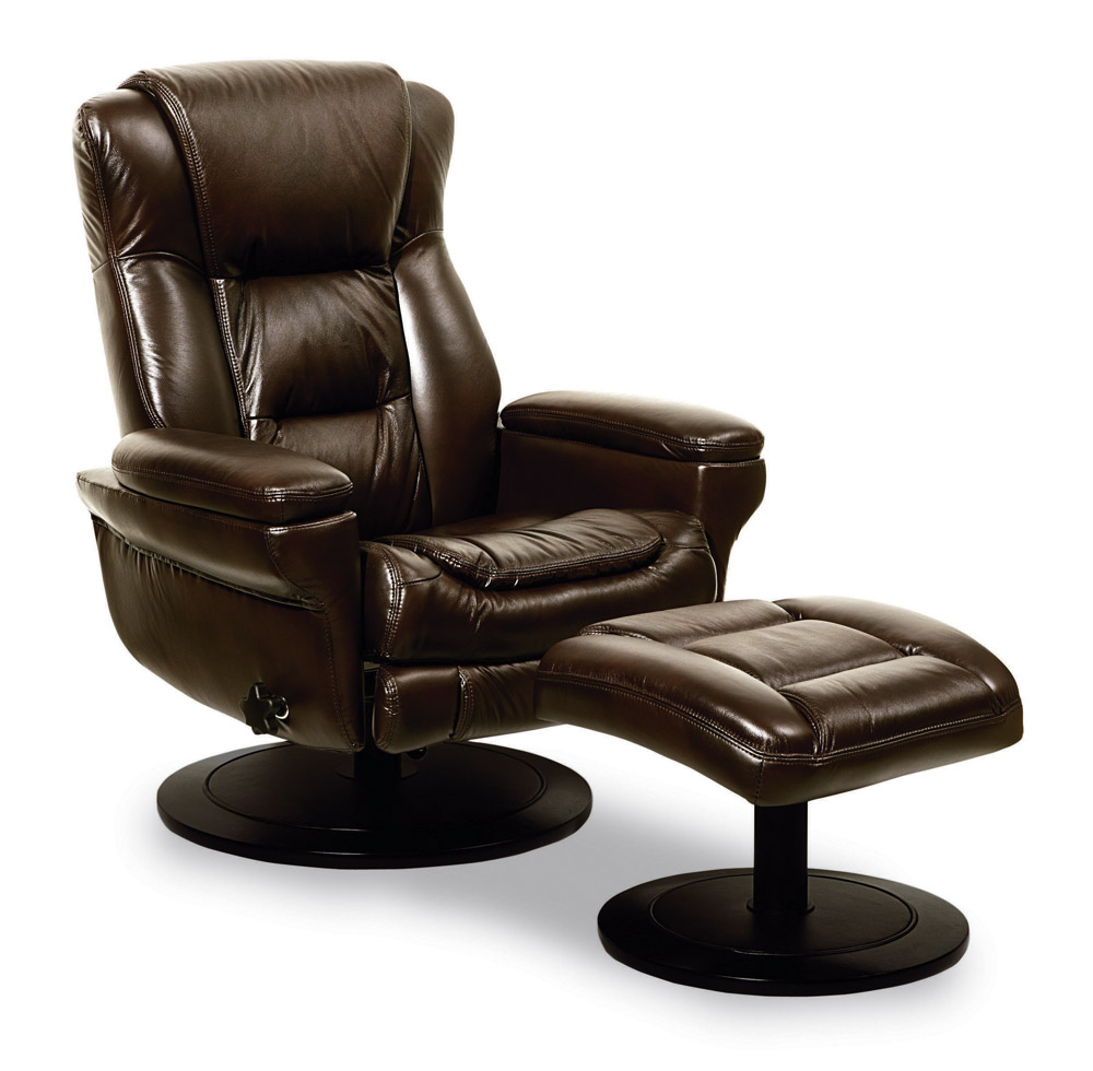 Top Leather Recliner Chair