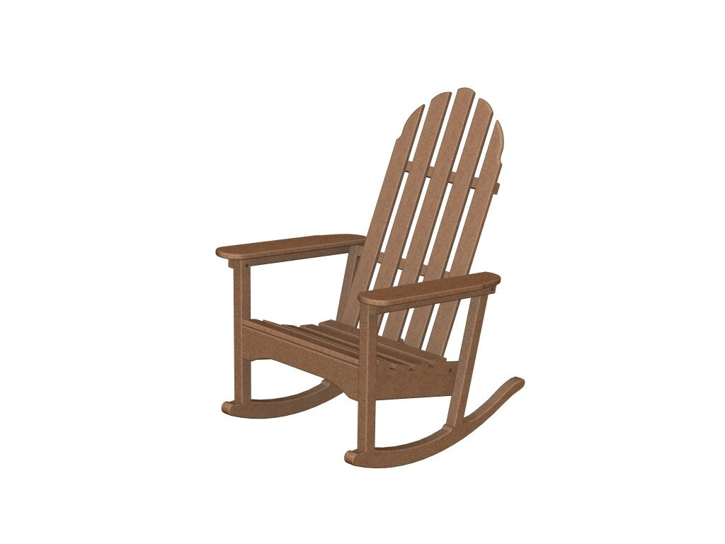 Top Plastic Rocking Chair