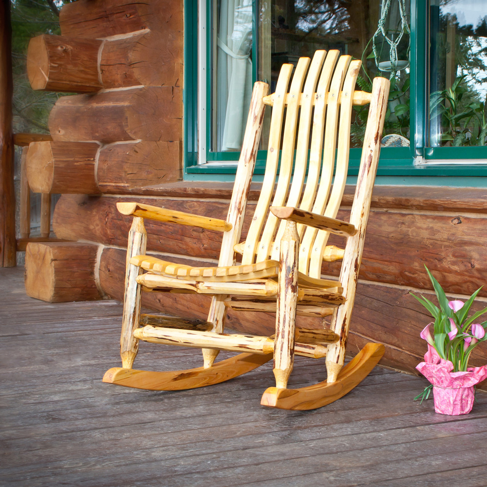 Top Rustic Rocking Chairs