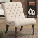 Traditional Armless Accent Chairs