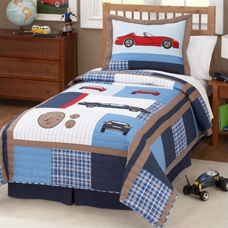 Twin Boy Nursery Bedding
