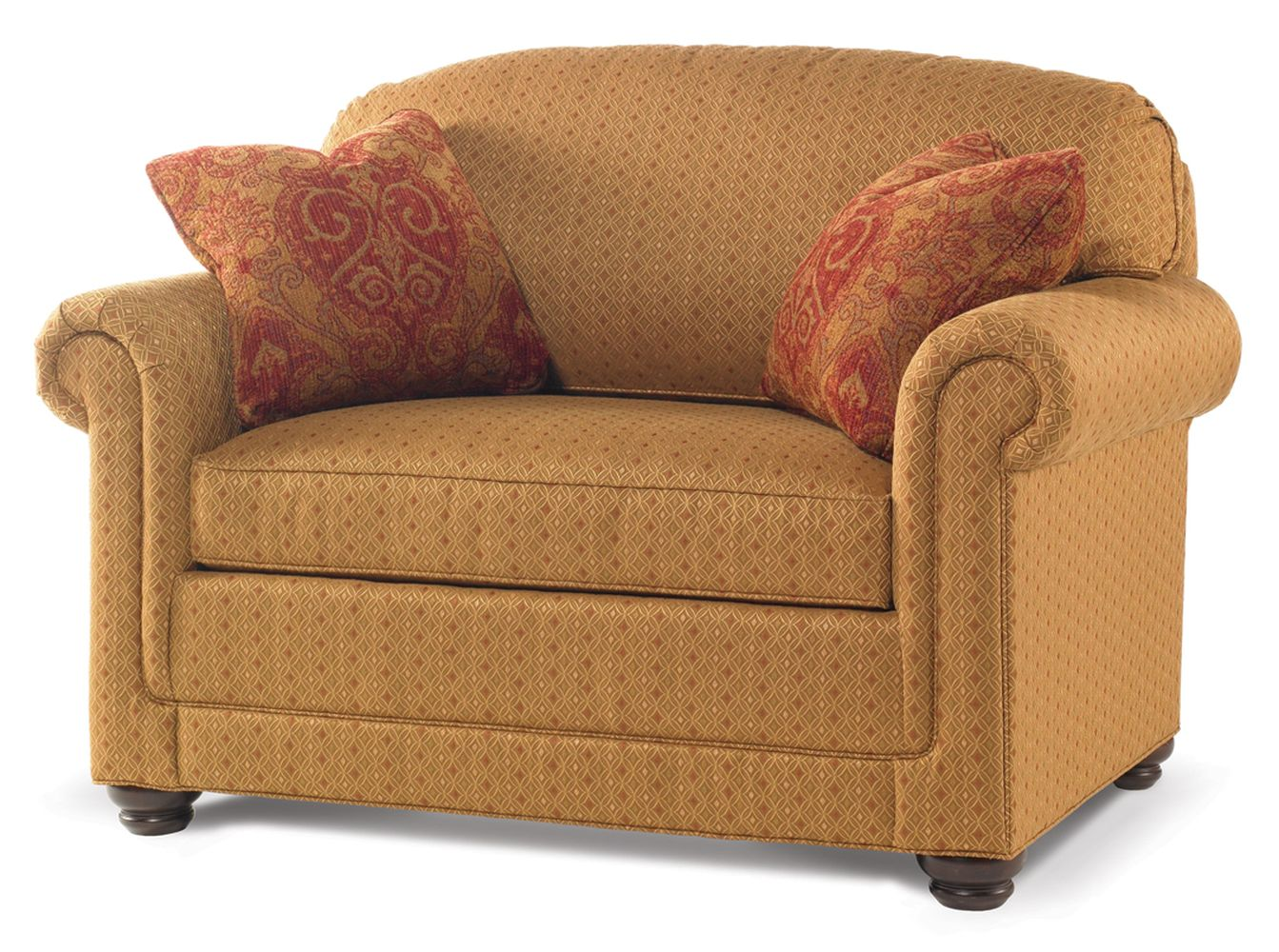 Image of: Twin Sleeper Chair And a Half Colors