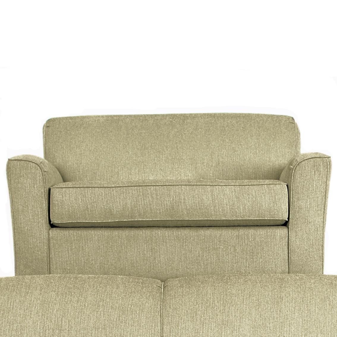Image of: Twin Sleeper Chair And a Half  Dinah