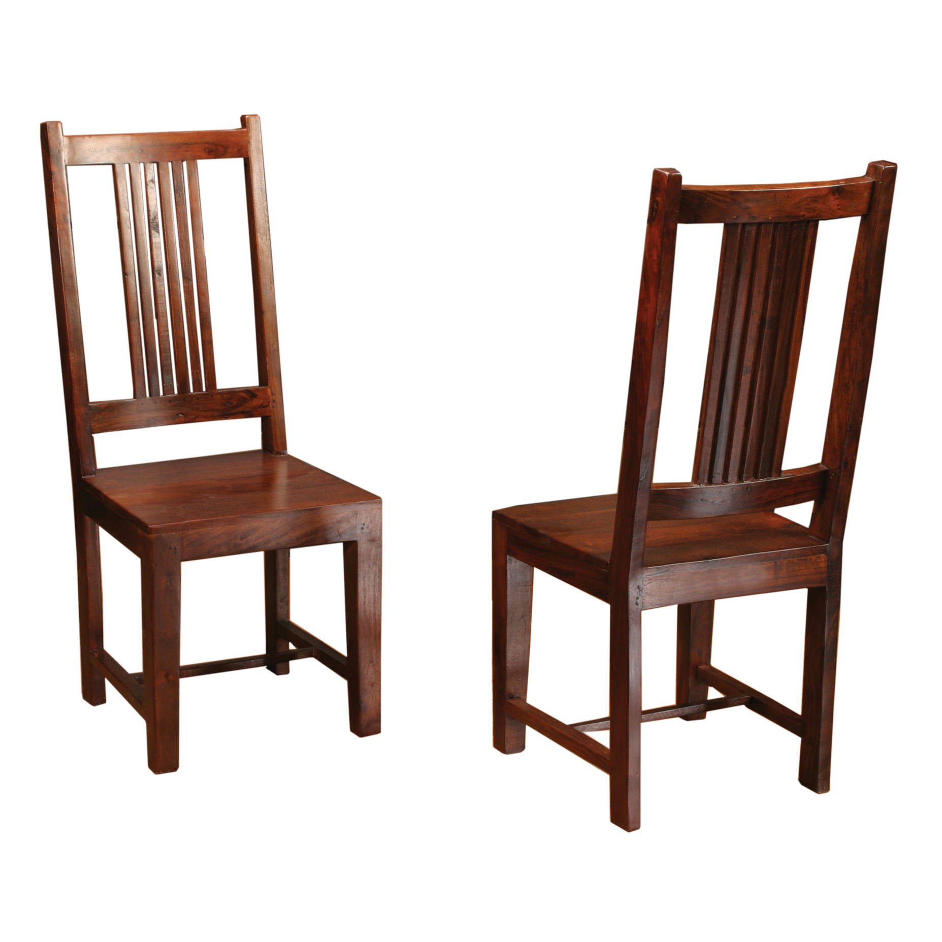Image of: Unfinished Wood Dining Chairs Ideas