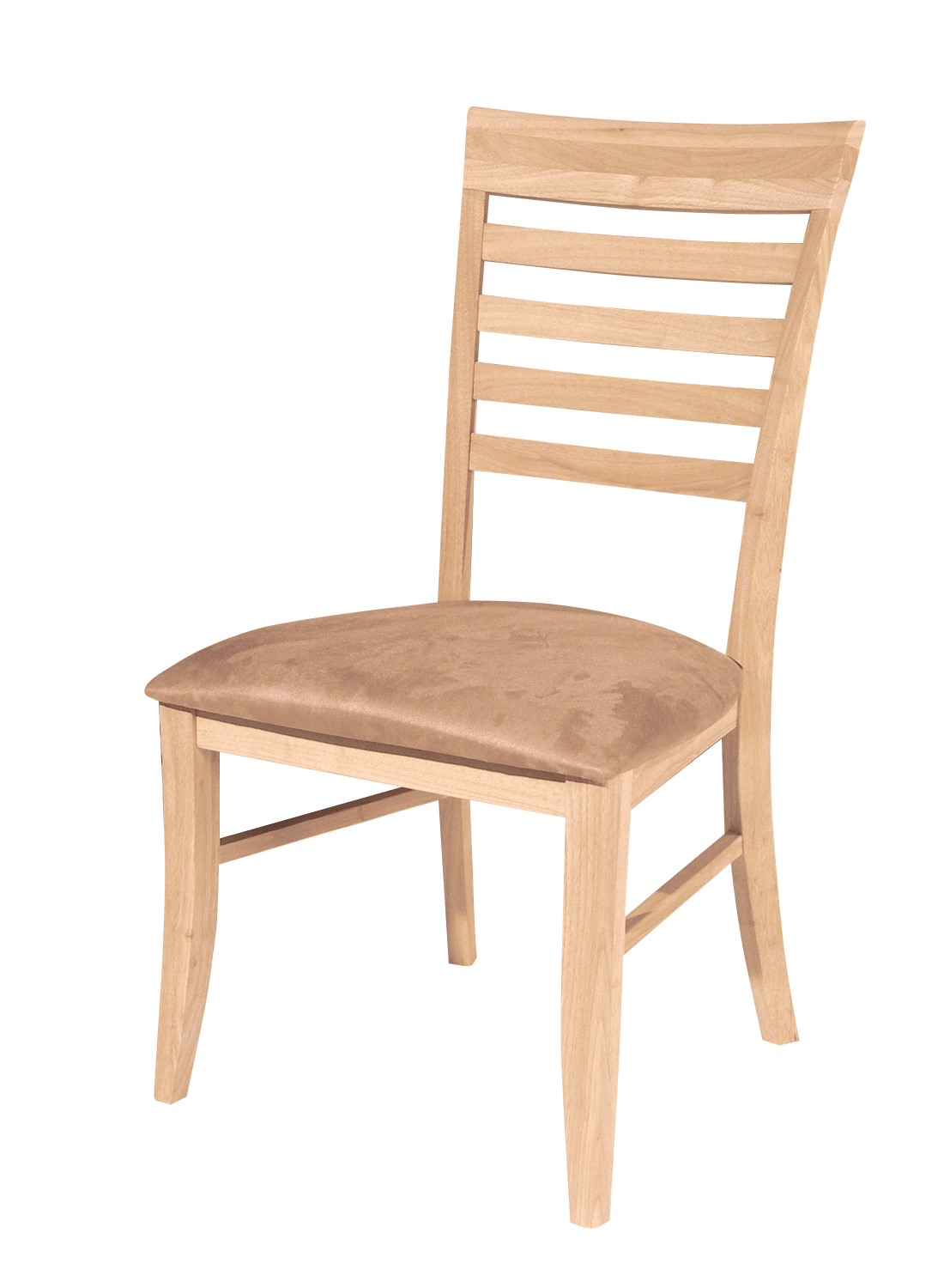 Unfinished Wood Dining Chairs Style
