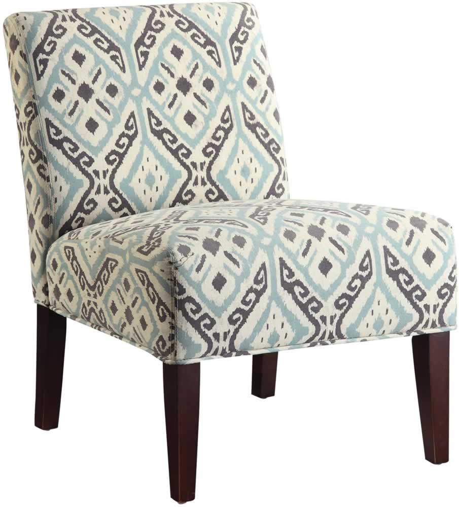 Unique Armless Accent Chairs