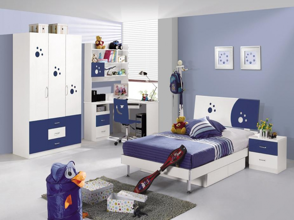 Image of: Unique Boys bedroom sets
