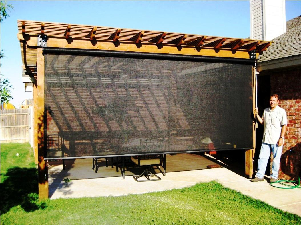 Image of: Unique Patio Sun Shades