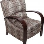 Unique Reclining Accent Chair