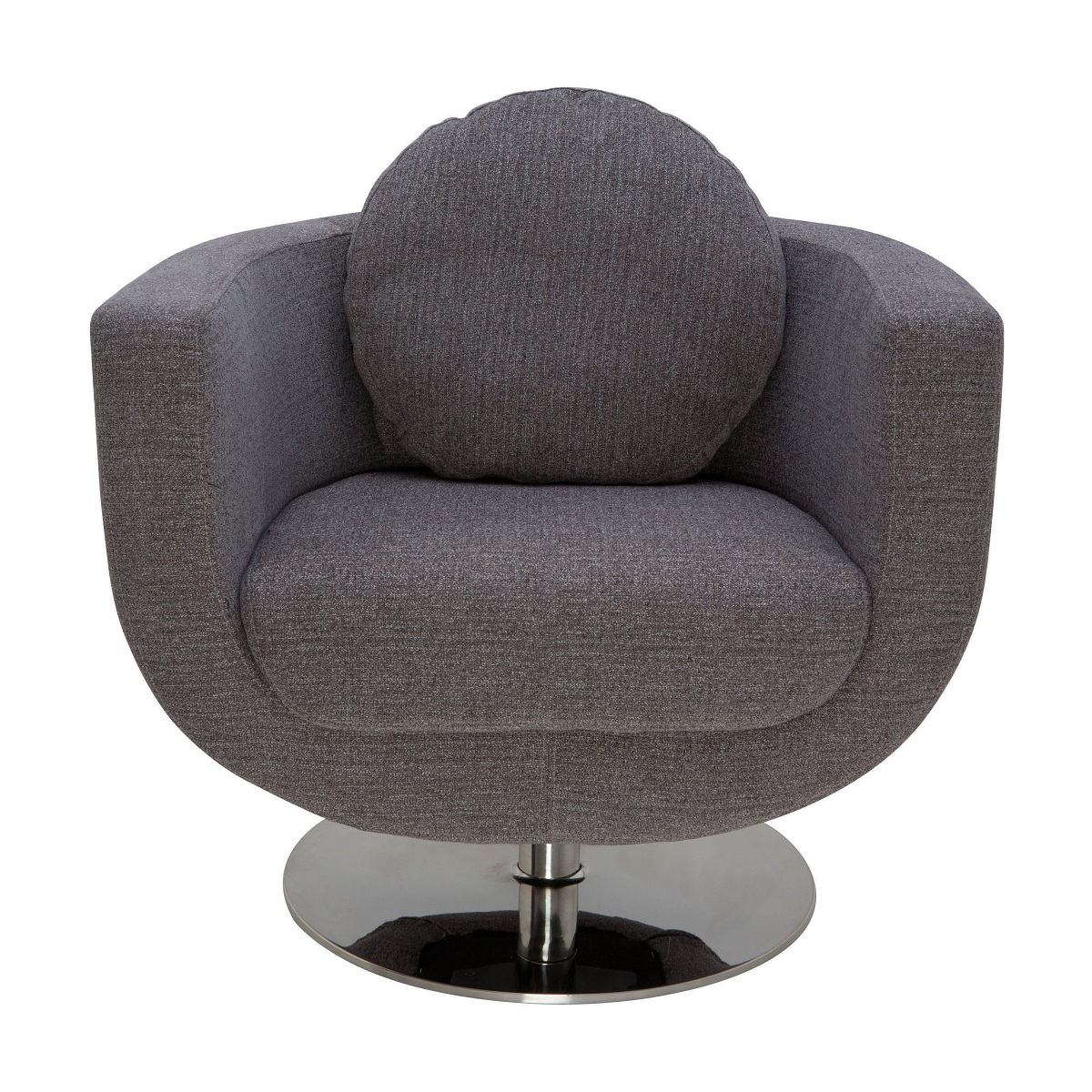 Image of: Unique Swivel Accent Chair